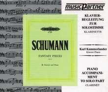 Schumann:Fantasiestücke op.73 (Klarinette), CD