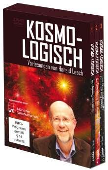 Kosmo-Logisch Teil 1-3, 3 DVDs