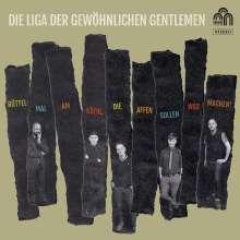 Die Liga Der Gewöhnlichen Gentlemen: Rüttel mal am Käfig, die Affen sollen was machen!, CD