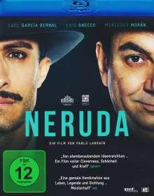 Neruda (Blu-ray), Blu-ray Disc