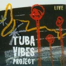 Tuba Vibes Project: Live, CD