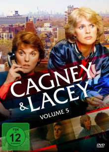 Cagney & Lacey Vol. 5 (Staffel 6), 6 DVDs
