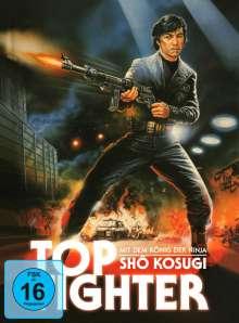 Top Fighter (Blu-ray & DVD im Mediabook), Blu-ray Disc