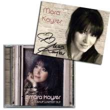 Mara Kayser: Worauf wartest du?, CD