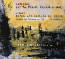 "Julius Reubke (1834-1858): Orgelsonate ""Psalm 94"", CD"