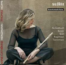 Anne-Catherine Heinzmann,Flöte, CD