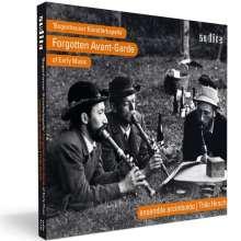 """Ensemble Arcimboldo: """"Bogenhauser Künstlerkapelle"""" - Forgotten Avant-Garde of Early Music, CD"""