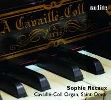 Sophie Retaux, Orgel, CD