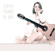 Ulla Haesen: Love,Tears & Joy, CD