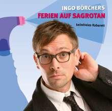 Ingo Börchers: Ferien auf Sagrotan: Keimfreies Kabarett, CD