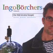 Ingo Börchers: Die Welt ist eine Google, CD