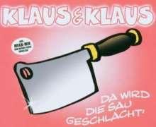 Klaus & KlDa Wird Di: Klaus & KlDa Wird Di, CD