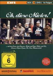 Oh, diese Mieter Season 3, 2 DVDs