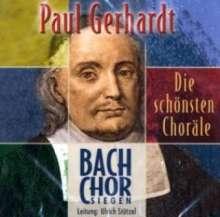 Bach-Chor Siegen - Paul Gerhardt:Die schönsten Choräle, CD