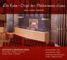 Die Kuhn-Orgel der Philharmonie Essen, CD