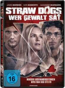 Straw Dogs - Wer Gewalt sät (2011), DVD