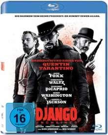 Django Unchained (Blu-ray), Blu-ray Disc
