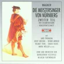 Richard Wagner (1813-1883): Die Meistersinger von Nürnberg (2.Teil), 2 CDs