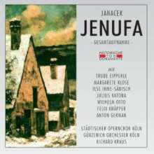 Leos Janacek (1854-1928): Jenufa, 2 CDs