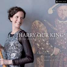 Harry Our King - Music For King Henry VIII Tudor, CD