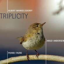 Albert Mangelsdorff: Triplicity (180g) (Limited-Edition) (exklusiv für jpc)