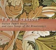Fa una canzone  - Italienische Tänze & Liebeslieder, CD