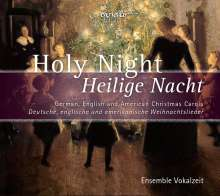 Holy Night - German, English and American Christmas Carols, CD