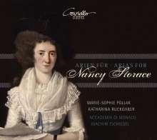 Marie-Sophie Pollak & Katharina Ruckgaber - Arien für Nancy Storace, CD