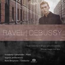 Maurice Ravel (1875-1937): Klavierkonzert G-dur, SACD
