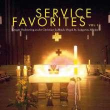 Gregor Oechtering - Service Favorites Vol.1, CD