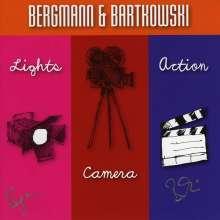 Sven Bergmann & Oliver Bartkowski: Filmmusik: Lights Camera Action, CD