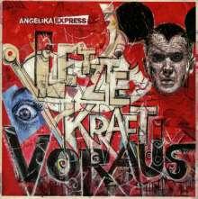 Angelika Express: Letzte Kraft voraus, CD