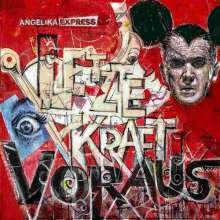 Angelika Express: Letzte Kraft voraus (Limited-Numbered-Edition) (Red Vinyl), LP