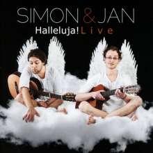Simon & Jan: Halleluja! Live, CD