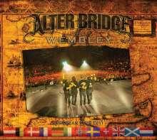 Alter Bridge: Live At Wembley: European Tour 2011 (CD + Blu-ray), CD