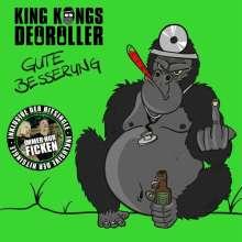 King Kongs Deoroller: Gute Besserung, CD