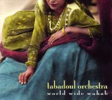 Tabadoul Orchestra: World Wide Wahab, CD