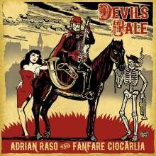 Adrian Raso & Fanfare Ciocarlia: Devil's Tale, CD