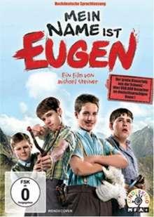 Mein Name ist Eugen, DVD