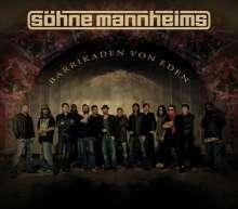 Söhne Mannheims: Barrikaden von Eden, CD