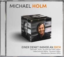 Michael Holm: Einer denkt immer an dich, CD