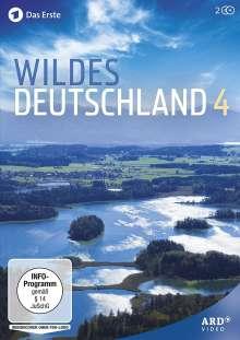 Wildes Deutschland Staffel 4, 2 DVDs