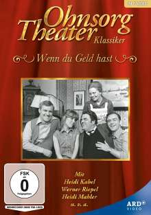 Ohnsorg Theater: Wenn du Geld hast (hochdeutsch), DVD