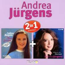Andrea Jürgens: 2 in 1, 2 CDs