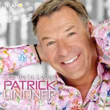 Patrick Lindner: Leb dein Leben, CD