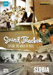 Sami Yaffa: Sound Tracker: Serbia, DVD