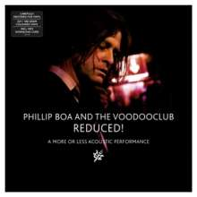 Phillip Boa & The Voodooclub: Reduced! (A More Or Less Acoustic Performance) (180g) (Limited-Edition) (Purple Vinyl), 2 LPs