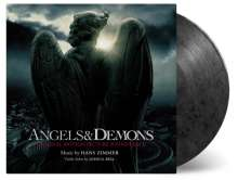 LP Filmmusik »Angels & Demons« (Black Smoke Vinyl)