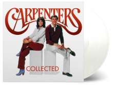 The Carpenters: Collected (180g) (Limited-Numbered-Edition) (White Vinyl), 2 LPs