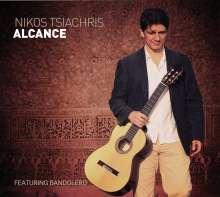 Nikos Tsiachris: Alcance, CD